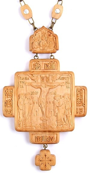 Pectoral chest cross - 253