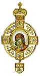 Bishop encolpion panagia no.1
