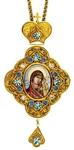 Bishop encolpion panagia - 7
