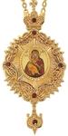 Bishop encolpion panagia - 32