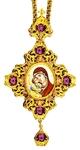 Bishop encolpion panagia - 34