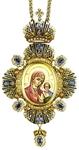 Bishop encolpion panagia - 45