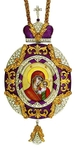 Bishop encolpion panagia - 79