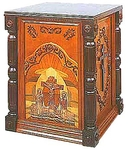 Church furniture: Holy oblation table - 11