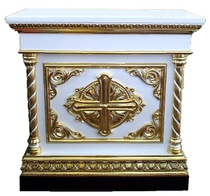 Church furniture: Holy oblation table - 13