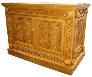 Church furniture: Holy oblation table - 14