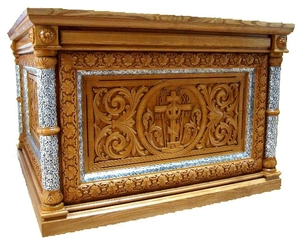 Church furniture: Holy table - 16