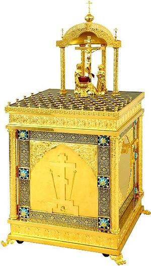 Panikhida table no.20 (for 80 candles)