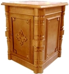 Church furniture: Oblation table no.7