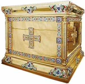 Holy table vestments no.5