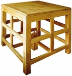 Church furniture: Oblation table no.1a