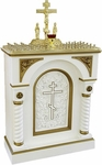 Panikhida table - 17 (for 44 candles)