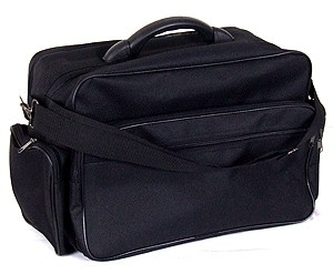 Clergy traveling bag.