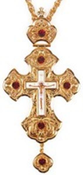 Pectoral chest cross - 102