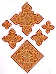 Ivanovo vestment crosses