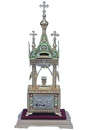 Orthodox  tabernacles: Tabernacle no.12