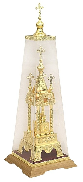 Orthodox  tabernacles: Tabernacle no.1 (gold)