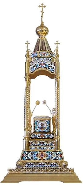 Orthodox  tabernacles: Tabernacle no.4b