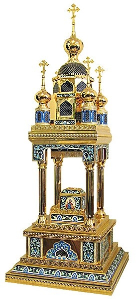 Jewelry tabernacles: Tabernacle - 40