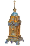 Jewelry tabernacles: Tabernacle - 52
