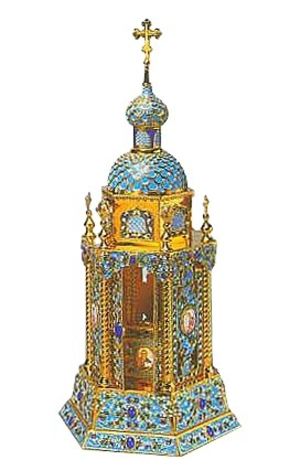 Jewelry tabernacles: Tabernacle - 53