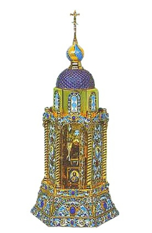 Jewelry tabernacles: Tabernacle - 54