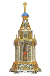 Jewelry tabernacles: Tabernacle - 55