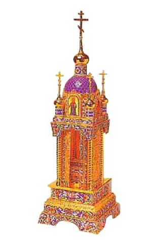 Jewelry tabernacles: Tabernacle - 57