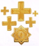 Klin vestment crosses
