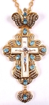 Pectoral chest cross no.13
