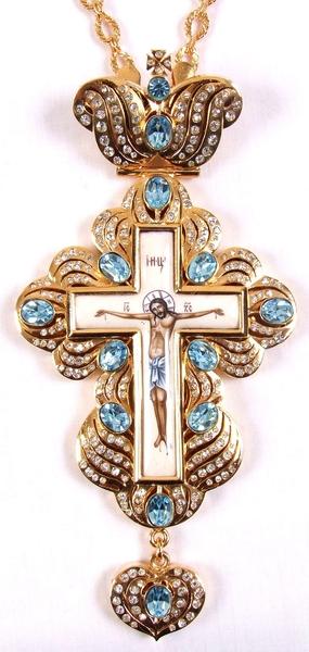 Pectoral chest cross no.13