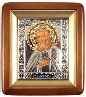 Icon: Holy Venerable Seraphim of Sarov
