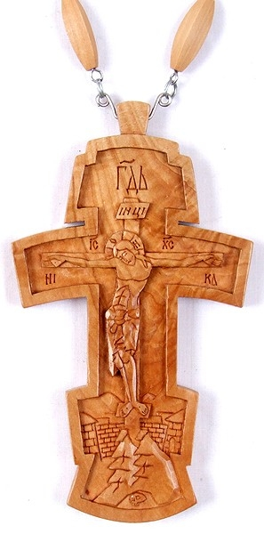 Pectoral cross no.93