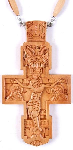 Archpriest pectoral cross no.100