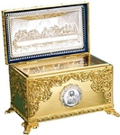 Jewelry reliquary no.6