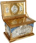 Jewelry reliquary no.8