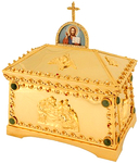 Jewelry reliquary no.22