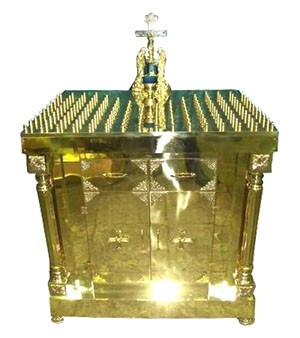 Panikhida table - 10 (for 140 candles)