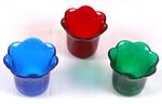 Church votive glass: Votive glass no.1W