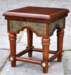Church furniture: Clergy stool no.1020