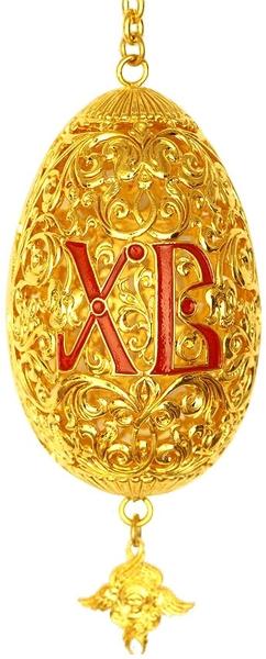 Paschal egg no.1 (hanging)