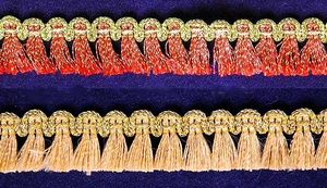 Vestment trimming: Fringe - 8