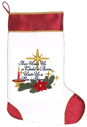Orthodox Christmas stocking - 2