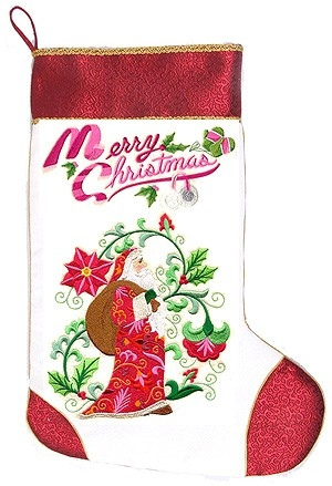 Orthodox Christmas stocking - 4