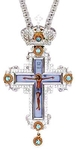 Pectoral chest cross - 74