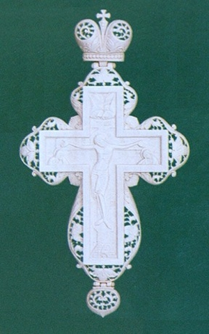 Pectoral chest cross - 84