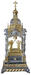 Jewelry tabernacles: Tabernacle no.5 (gold)