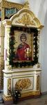 Church kiots: Murom carved icon case (kiot)