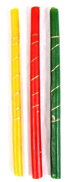 Paschal candle set