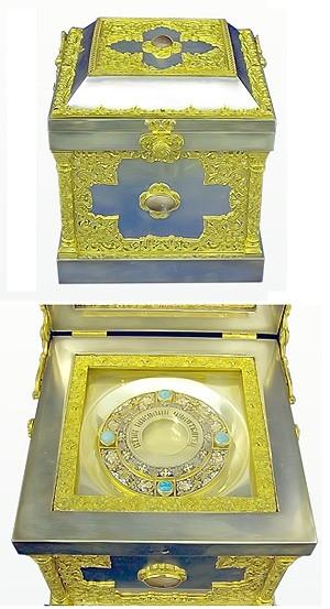 Jewelry reliquary - M24
